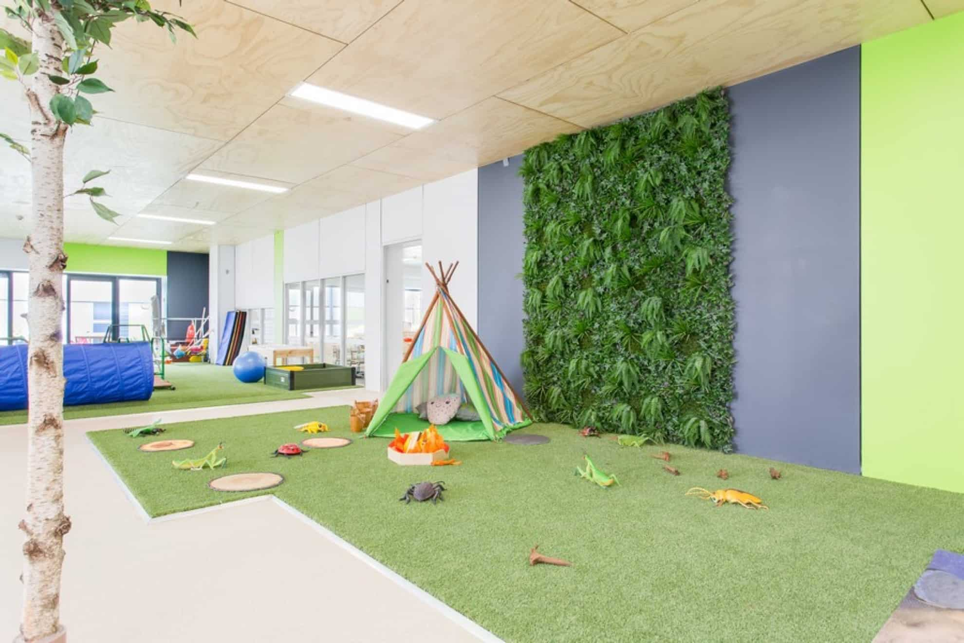 Childcare Landscaping Amp Natural Playground Space Design