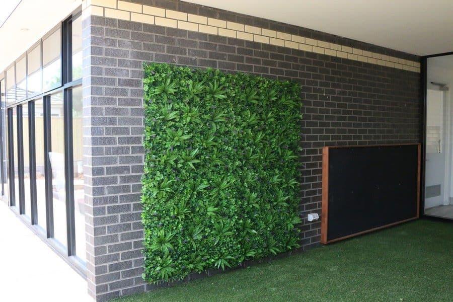 Child care design Melbourne green wall