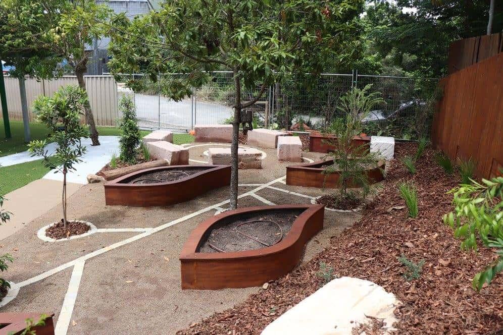 Commercial Landscaping primary schools Queensland