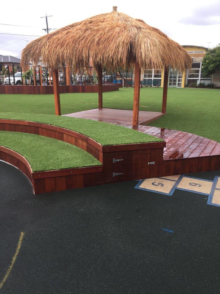 Commercial Landscaping Public Spaces