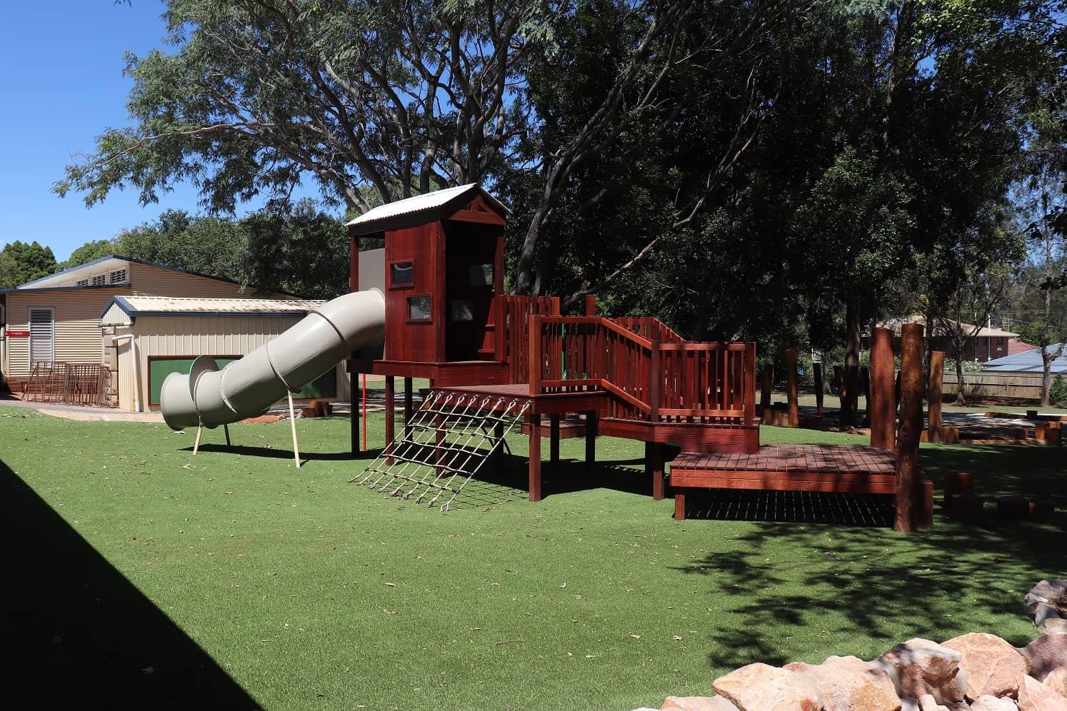 primary school queensland natural play