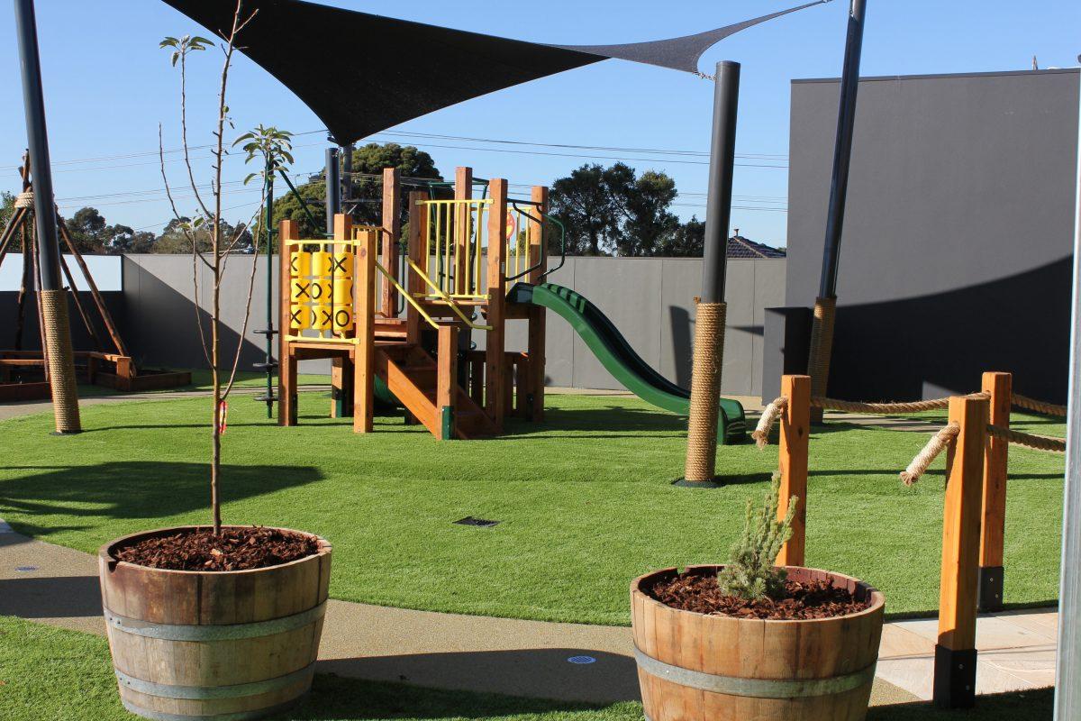 playground sunshine childcare victoria