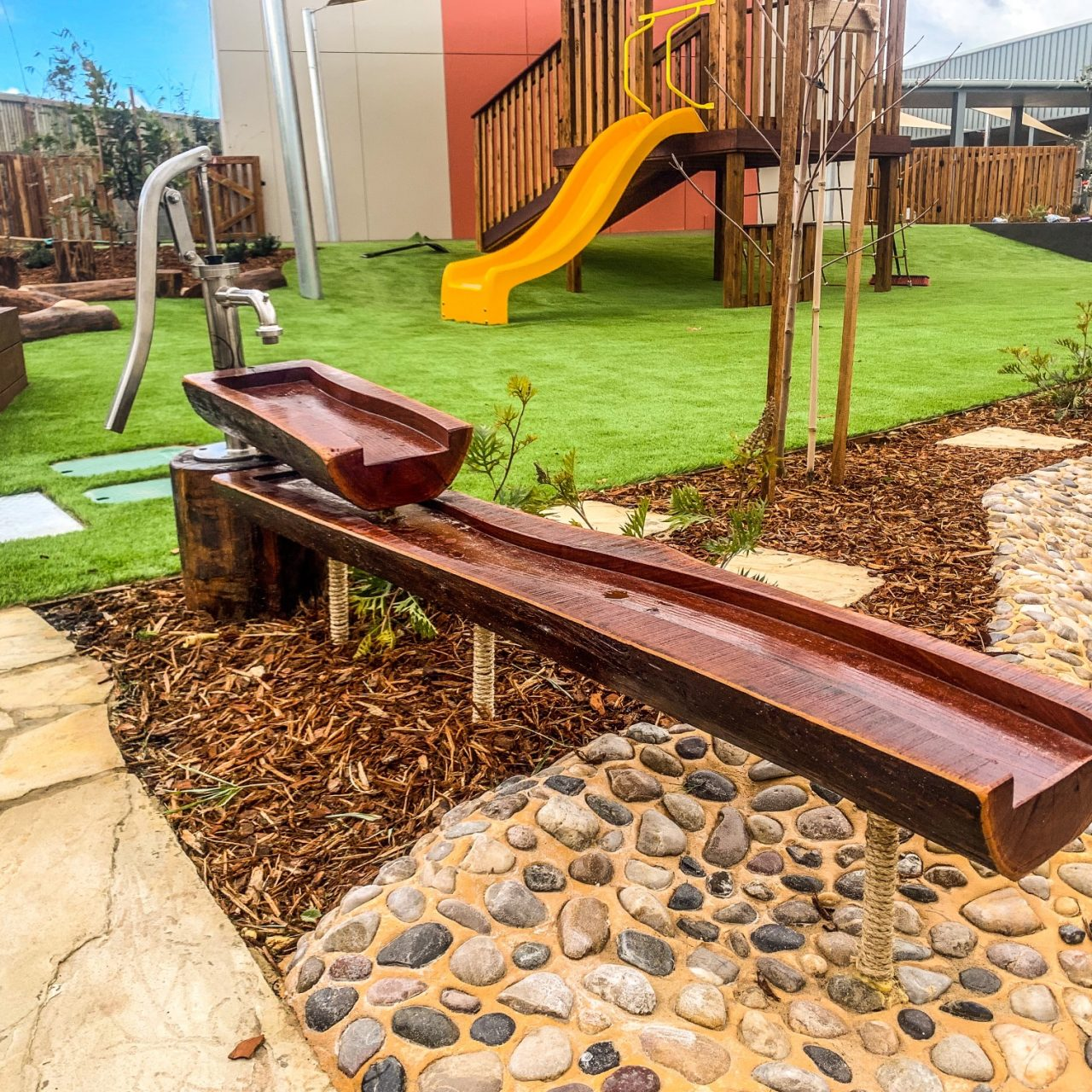 child care new south wales water play