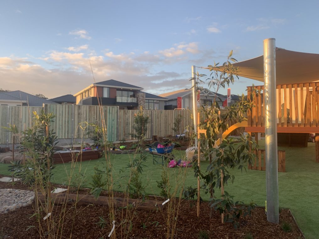 child care new south wales garden