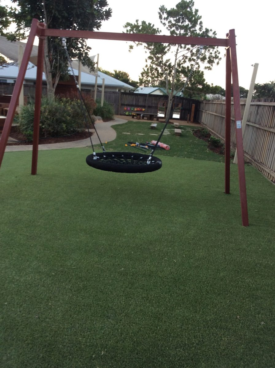 child care playground Queensland