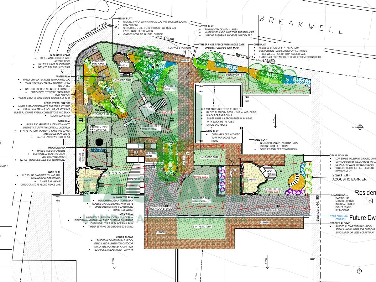concept plan cameron grove