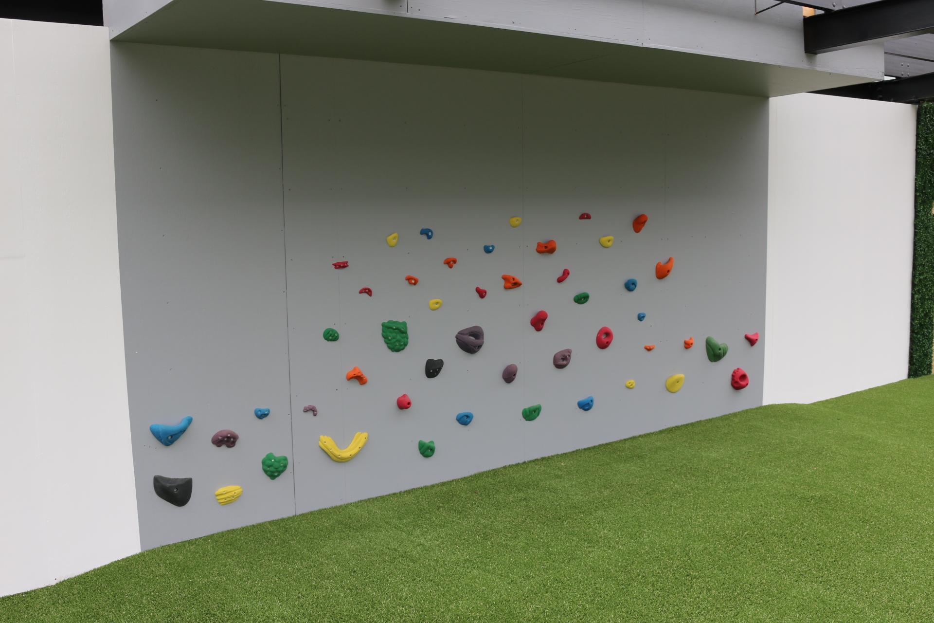 Climbing wall - eltham
