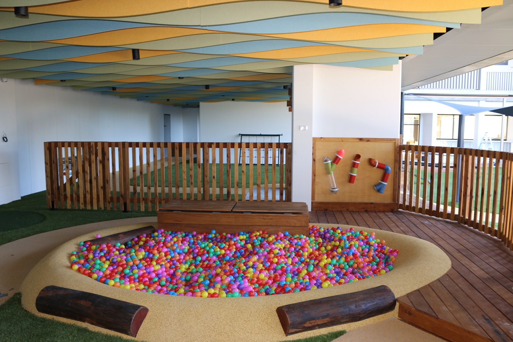ball pit - northryde