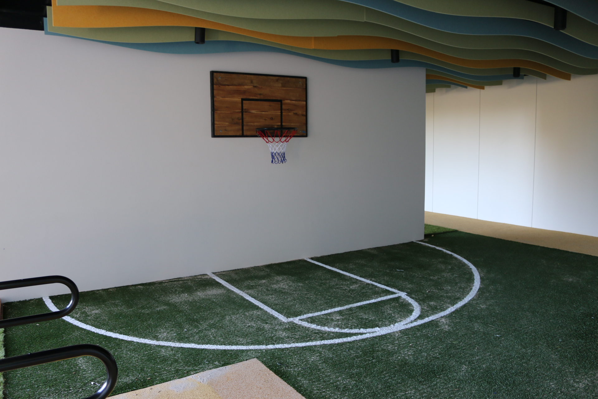 basketball hoop - north ryde