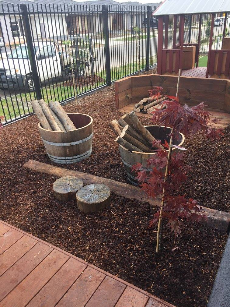 loose parts play - cranbourne