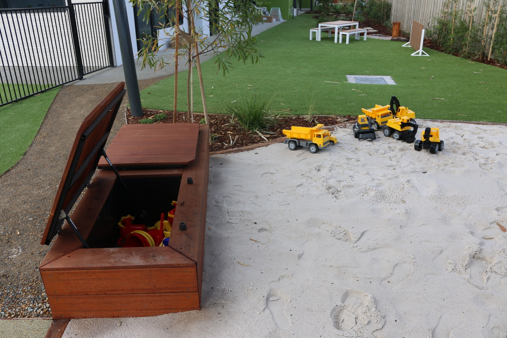 sandpit - williamstown