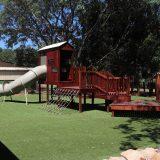 custom play fort