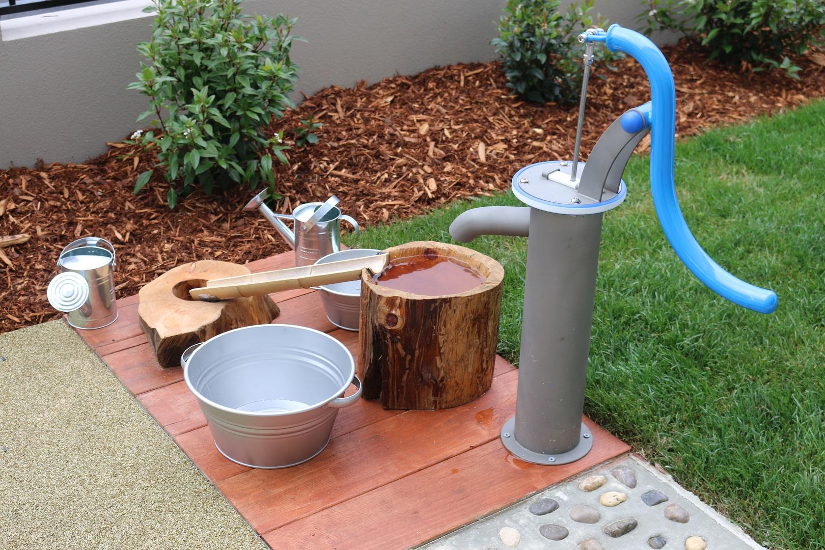 Water play - Bellerive