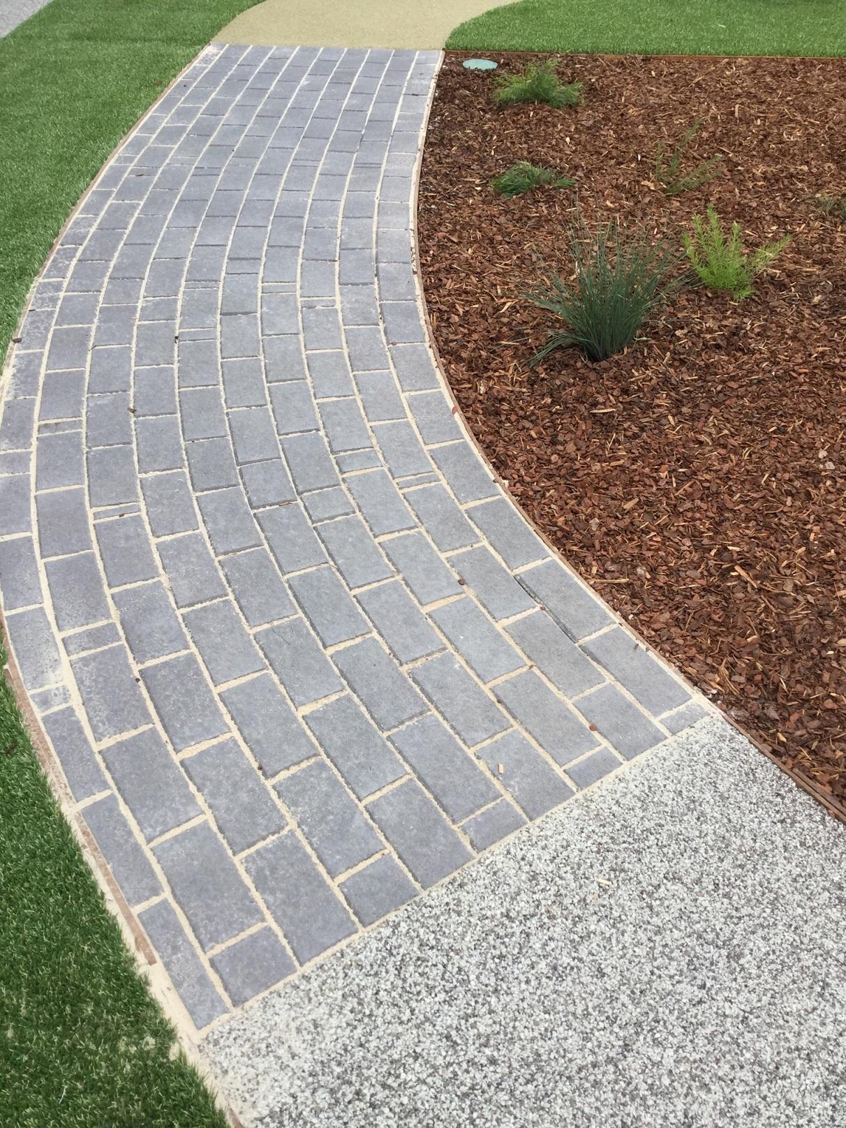 brick surface - preston