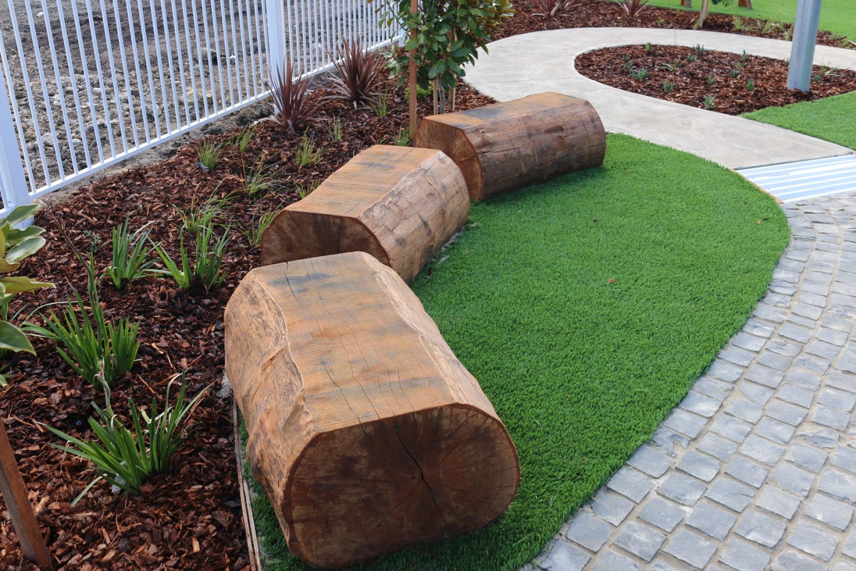 log seats - lynbrook